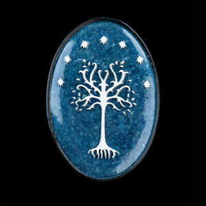 WETA-Hobbit-Lord-of-the-Rings-LOTR-White-Tree-of-Gondor-Magnet-NEW