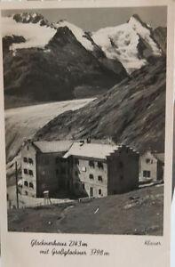 Alte Ansichskarte ca. 1938 Großglocknerhaus mit Großglockner - Raesfeld, Deutschland - Alte Ansichskarte ca. 1938 Großglocknerhaus mit Großglockner - Raesfeld, Deutschland