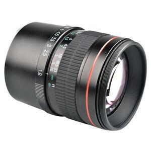 85mm-F-1-8-Portrait-Lens-for-Sony-E-mount-A9-A7-A7r-A7s-A6500-A6300-NEX-3-5