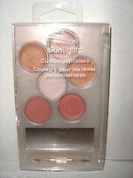 Revlon Skinlights Custom Shimmery Lipcolors Gloss, 6 Shades Of Mother Of Pearl