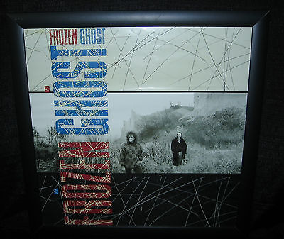 """FROZEN GHOST Frōzen Ghōst (1986 US 24inch x 24inch """"In-Store Only"""" Promo Poster+"""