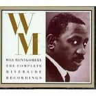 The Complete Riverside Recordings [Box] by Wes Montgomery (CD, Mar-1993, 12 Discs, Riverside Records (Jazz))
