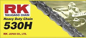 Clip Type RK M 520H HD Heavy Duty Chain Master Connecting Link Natural
