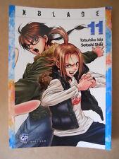 XBLADE n°11 2011 Tatsuhiko Ida Satoshi Shiki Manga Gp Publishing  [G470]
