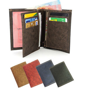 Portefeuille Porte Monnaie Cartes Homme Femme Simili Cuir Couleurs Aux Choix Complet Dans Les SpéCifications