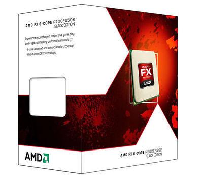 CPU AMD X6 SIX-CORE FX-6300 3.50 GHz 14MB SKT AM3 - FD6300WMHKBOX OFFERTISSIMA