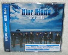 Super Junior Blue World 2014 Taiwan Ltd CD+DVD+Card