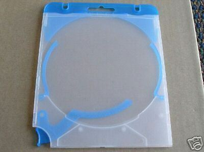 100 TRIGGER EJECTOR CD CASES, blueE - TRIGblue