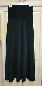 Modest-Long-Slinky-skirt-drop-wasit-with-shirring-S-M-L
