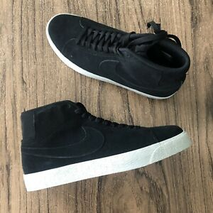 look for 26d35 6c4eb A1075G Nike SB Zoom Blazer Mid Decon Black AH6416-001 Size 7.5 NEW ...