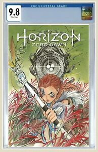 Horizon-Zero-Dawn-1-CGC-9-8-Graded-Peach-Momoko-Cover-E-Variant-Pre-Order