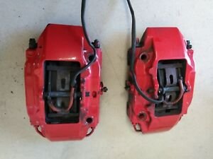 Porsche-996-Boxster-S-Brembo-Rear-Brake-Calipers-L-amp-R-996352421-422-OEM