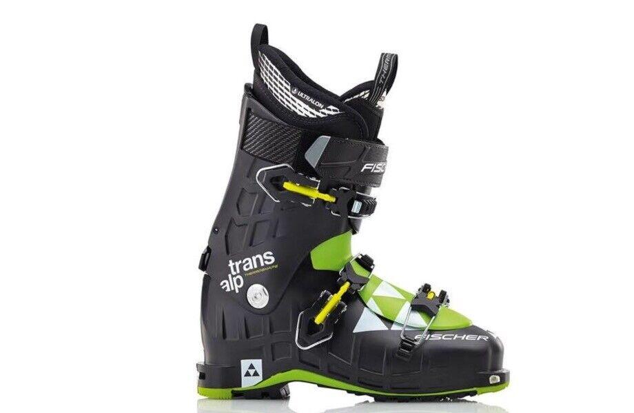 Fischer Transalp Tourenskischuhe Touren Skischuhe 38 24,5cm NEU Touring Stiefel