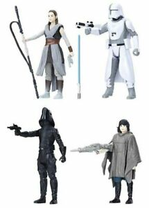 STAR-WARS-FORCE-LINK-The-Last-Jedi-Battle-On-Crait-Action-Figure-4-Pack