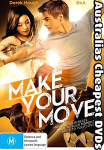 Make-Your-Move-DVD-NEW-FREE-POSTAGE-WITHIN-AUSTRALIA-REGION-4
