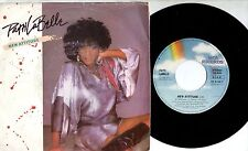 PATTI LABELLE disco 45 MADE in ITALY Shoot out + New attitude 1984 LA BELLE OST