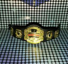 Pesi MASSIMI LEGGERI CAMPIONATO-Mattel Cintura per Figure Wrestling WWE
