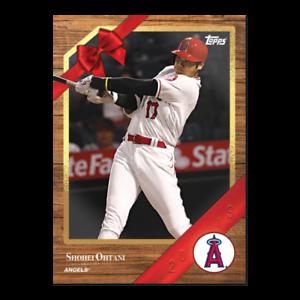 2018 Topps Team #A-17 Shohei Ohtani Los Angeles Angels Baseball Rookie Card