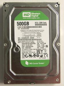Western Digital WD Caviar Green 500gb SATA II HDD 3.5