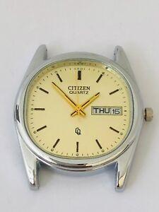 Uhren & Schmuck Citizen 110 Orologio Watch Reloj Repair Uhr Stock Vintage Replacement St1610 De Weich Und Rutschhemmend