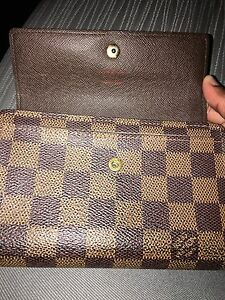 Auth Louis Vuitton Wallet Us Seller Small Stuff But Good Price Ebay