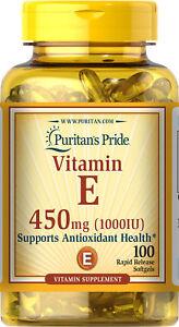 Puritan-039-s-Pride-Vitamin-E-1000-IU-100-Softgels