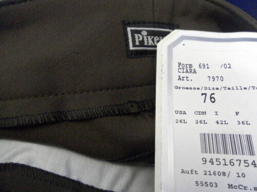 """Mesdames Riding PANTALON//CULOTTE par PIKEUR /""""Ciara/"""" blanc en tailles assorties Neuf avec étiquettes"""