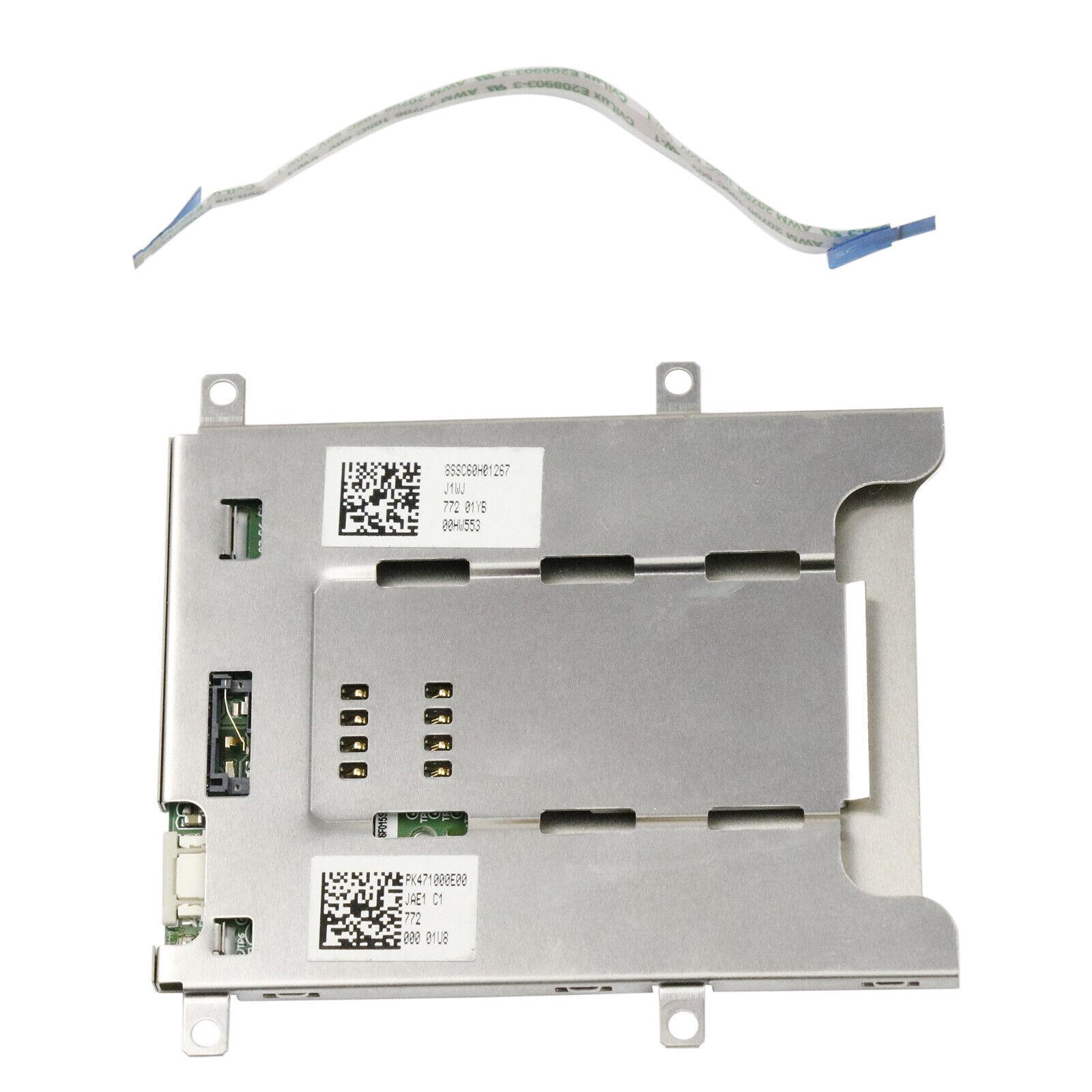 New for Lenovo Thinkpad T440 T440P T450 T450S JAE Smart Card Reader 00HW553