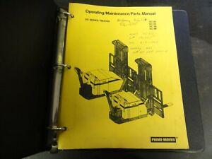 Prime-Mover-SC-Series-Trucks-SC-20-SC-25-SC-30-SC-40-Maintenance-Parts-Manual