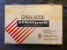 Locksmith Strattec Gm Chevy Gmc Pinning Kit 702767 10 Cut Drigntailgate