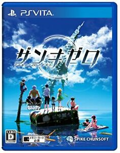 USED-PS-Vita-Zanki-Zero-Japan-import