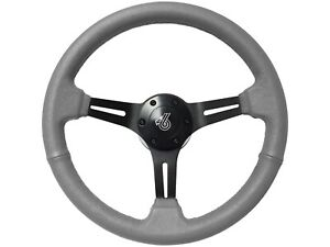 1982-1987-Buick-Grand-National-S6-Sport-Grey-Steering-Wheel-Black-Etched-Kit