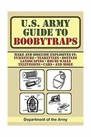 U.s. Army Guide To Boobytraps Free Shipping