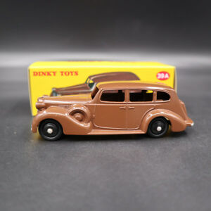 1-43-DEAGOSTINI-Atlas-Dinky-Toys-39A-Packard-Eight-Sedan-Diecast-Toys-Models-Car