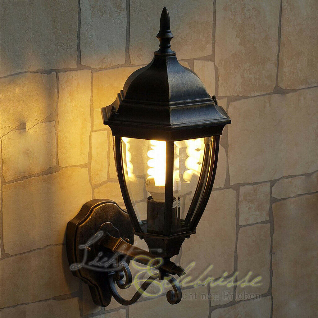 Grande Parete LED Lampada esterno in Antico Lampada esterno lampada parete muro lampada luce