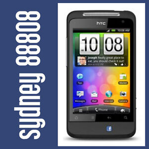 Details about BRAND NEW HTC SALSA C510B BLACK WIFI ANDROID NEXT G UNLOCKED  MOBILE PHONE