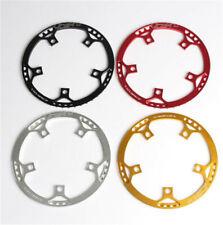 52T Kette Ring Legierung Rennrad Fahrrad Kettenblatt Schutz-BCD 130mm
