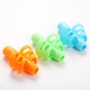 3x-ninos-portalapices-escribir-lernstift-aid-Grip-postura-correction-dispositivo