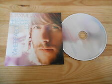 CD Pop Maximilian Hecker - Whereabouts Of Love (2 Song) Promo BLUE SOLDIER cb