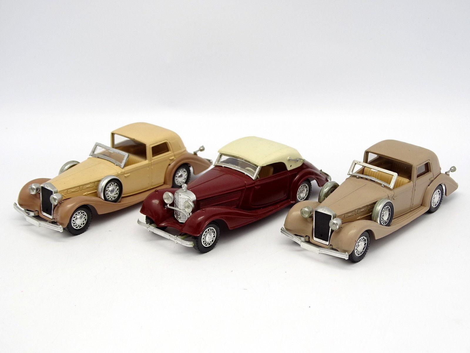 Solido Sb 1 43 - Set Set Set di 3 Modelli  Mercedes - Delage a4c5eb