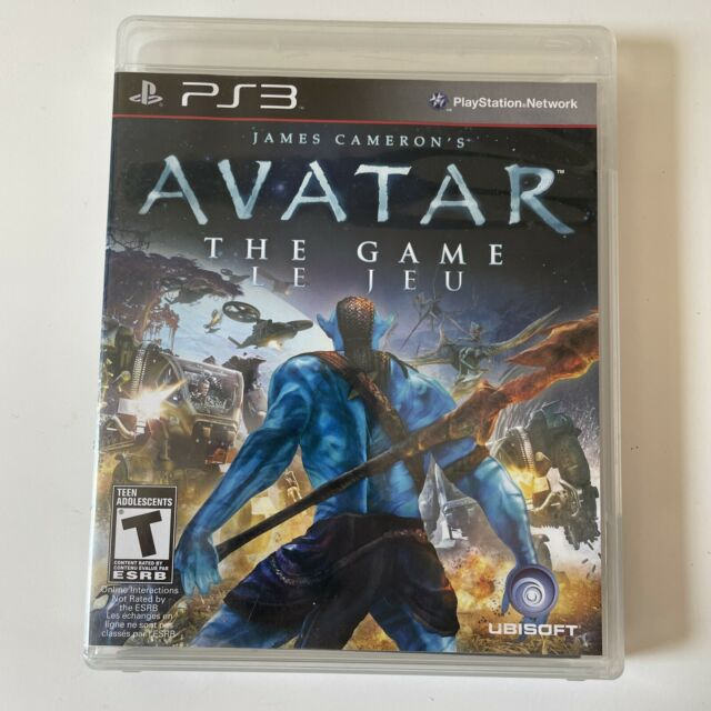 James Cameron's AVATAR The Game (Playstation 3 PS3) Tested Complete