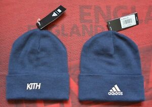 e75dc27fe3a Image is loading Kith-x-Adidas-Soccer-Beanie-Flamingos-K-Wollie