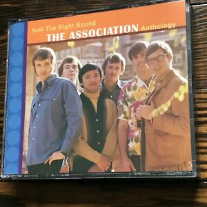 Just-The-Right-Sound-The-Association-Anthology-2-CD-Set-The-Association