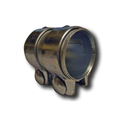 Auspuff Rohrverbinder Doppelschelle Schelle Universal Ø 44-46 x 95mm NEU