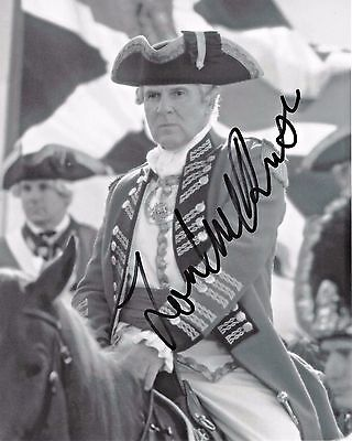Autographs-original Entertainment Memorabilia Dutiful Actor Tom Wilkinson Signed The Patriot Movie 8x10 Photo W/coa Michael Clayton