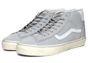 Reino Of hombre 7 Vans Nuevo Unido para '77 gris de Lx Zapatos Wall Skool The Gris T7Aq5p