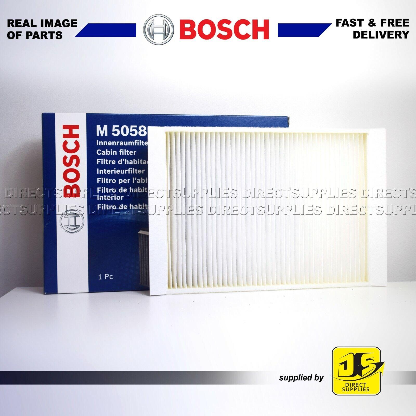 Bosch interior filtro Filtro Filtro de polen mercedes 1987435058