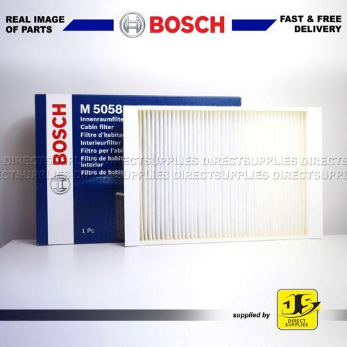Bosch Filtro De Cabina Polen M5058 Ajuste Mercedes-Benz C-Clase CLS E-Clase GL GLE//S//C