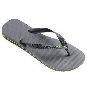 Steel Havaianas Grey Badelatschen Sandale 5178 4000032 Zehentrenner Brasil qZwAZH1If