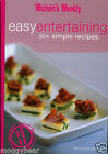 Easy Entertaining Australian Women's Weekly Mini Cookbook Exclusive Edition